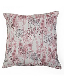 20x20 Dandy Floral Printed Pillow
