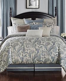 Florence 4 Piece Comforter Set