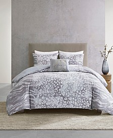 Dohwa 3 Piece Duvet Set - King/California King