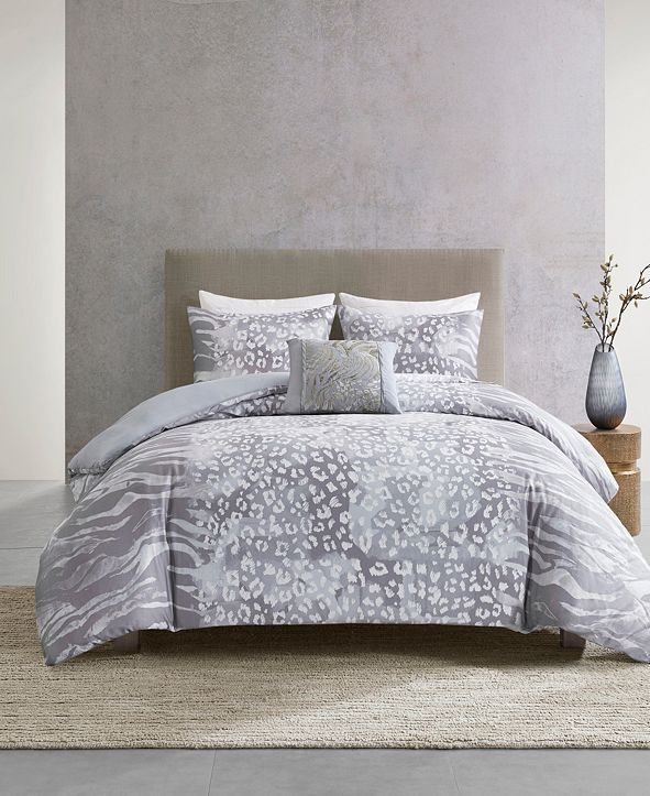 Natori Dohwa 3 Piece Duvet Set - King/California King