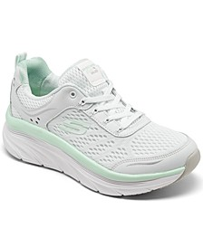 Women's Relaxed Fit D'Lux Walker Walking Sneakers from Finish Line
