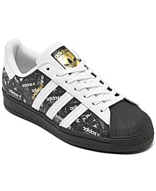 Men's Superstar Casual Sneakers from Finish Line