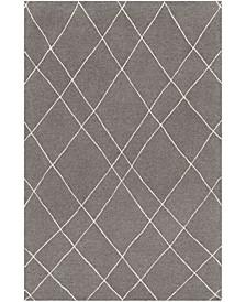 Sinop SNP-2305 Charcoal 6' x 9' Area Rug