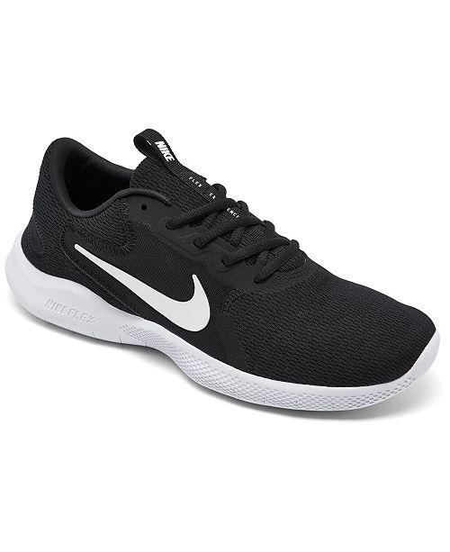 Women's Flex Experience Run 9 Wide Width Running Sneakers from Finish Line
