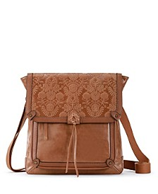 Women's Ventura Leather Convertible Backpack