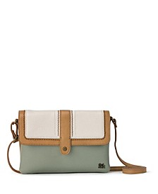 Loma Leather Flap Crossbody