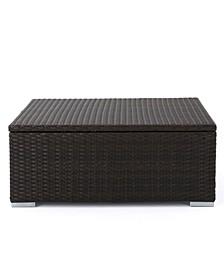 Faviola Outdoor Storage Coffee Table