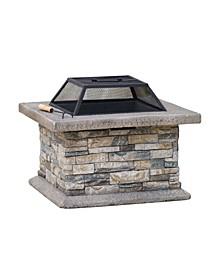 Alexandra Outdoor Fire Pit