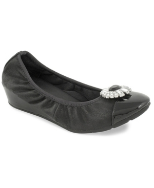 Linda Stacked Wedge Women's Shoes
