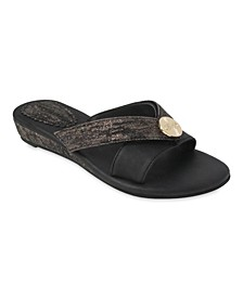 Mellie Wedge Sandal