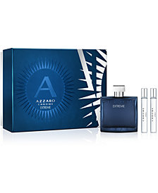 Azzaro Men's 3-Pc. Chrome Extreme Gift Set