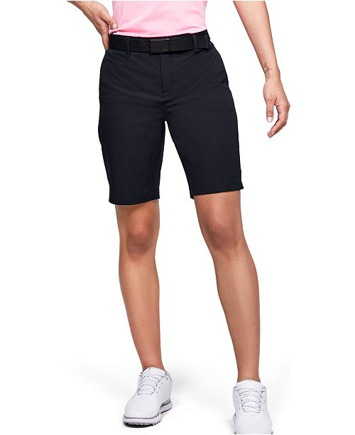 Under Armour Links Storm Golf Shorts