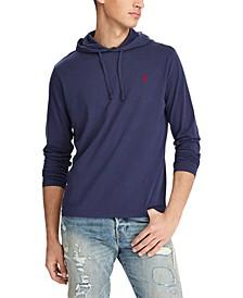 Men's Jersey T-Shirt Hoodie