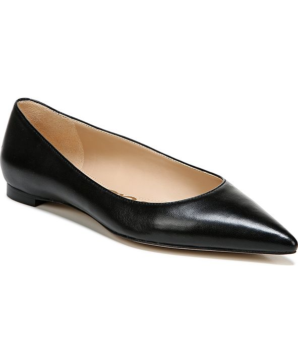 Sam Edelman Stacey Pointed-Toe Flats