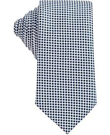 BOSS Men's White Tie