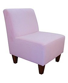Amanda Armless Slipper Chair