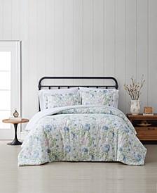 Field Floral Twin XL 2 Piece Comforter Set