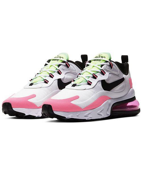 sneakers femme nike air max 270 react