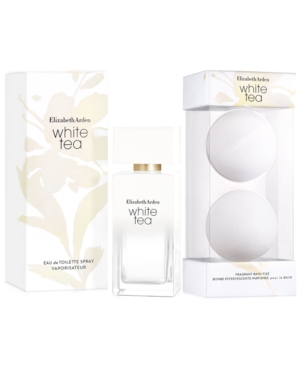 Receive a Free 2pc White Tea Gift with any $125 Elizabeth Arden Purchase