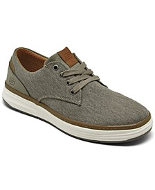 Men's Moreno Ederson Oxford Casual Sneakers from Finish Line