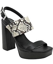 Idiom Platform Dress Sandals