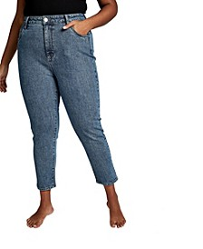 Curve Taylor Mom Jeans
