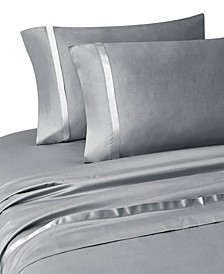 Kiley 4 Piece Cotton Sheet Set, Queen
