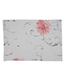 Delicate Floral Placemat Set of 4