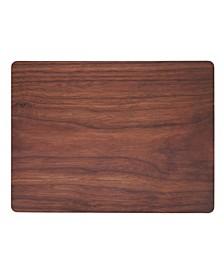 Wood Print Placemat Set of 4