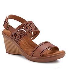 Liberty Wedge Sandal