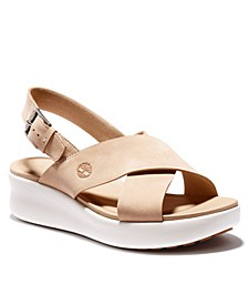 Los Angeles Wind Slingback Sandal