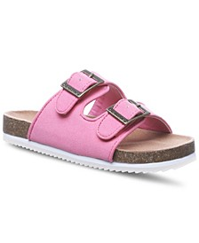 Little Girls Brooklyn Casual Sandals from Finish Line