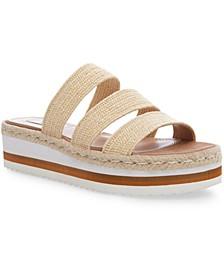 Women's Lancey Flatform Slide Sandals