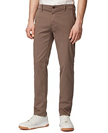BOSS Men's Schino Slim Open Beige Pants
