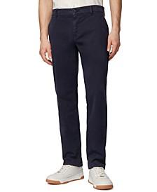 BOSS Men's Schino Regular Dark Blue Pants