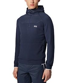 BOSS Men's Marsino Dark Blue Sweater