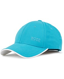 BOSS Men's Cap-X Open Blue Hat