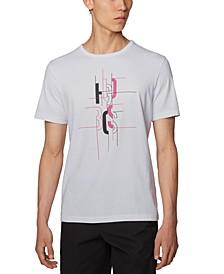 BOSS Men's Tee 2 White T-Shirt