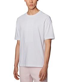 BOSS Men's Tee 9 White T-Shirt