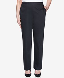 Petite Zanzibar Pull-On Pants