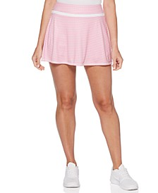Grand Slam by Tennis-Print Skort