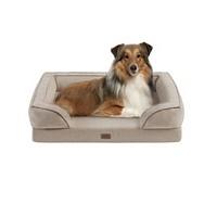 Macys deals on Martha Stewart Collection Bella Memory Foam Medium Pet Bed