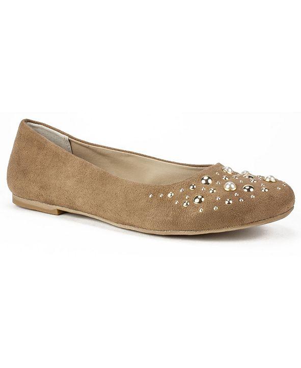 Rialto Santos Wide Width Ballet Flats