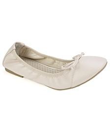 Sunnyside II Wide Calf Ballet Flats