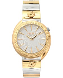Women's Tortona Two Tone Stainless Steel Bracelet Watch 38mm