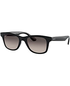 Polarized Sunglasses, RB464050-YP