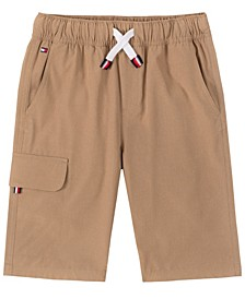 Little Boys Hybrid Pull-on Shorts