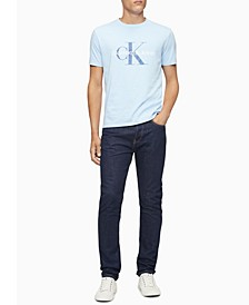 Men's Monogram Logo Graphic T-Shirt