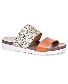 Women's Coastline Flat Sandals