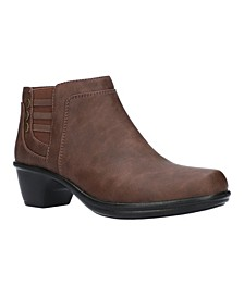 Jessalyn Comfort Booties